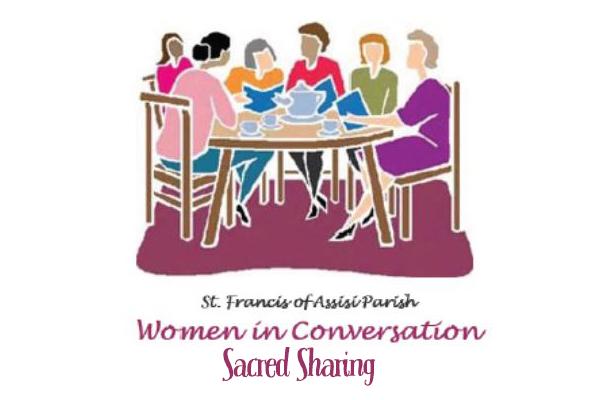 Women In Conversation Sacred Sharing