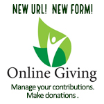 Online Giving system by Our Sunday Visitor