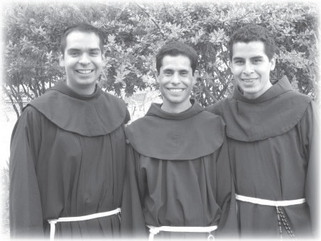 Franciscan Lay Brothers and Ordained Priests article