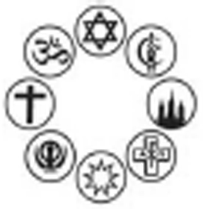 symbols of various religions