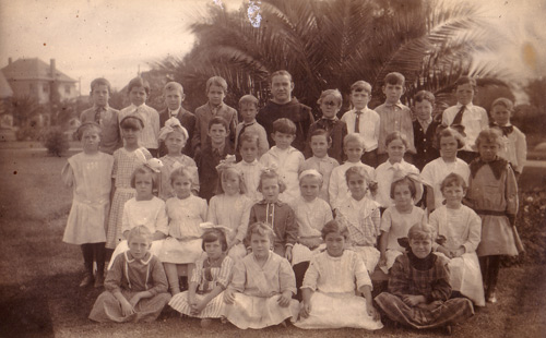 St. Francis of Assisi Parish School - Class of 1915